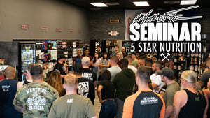5 Star Nutrition Seminar - North Carolina