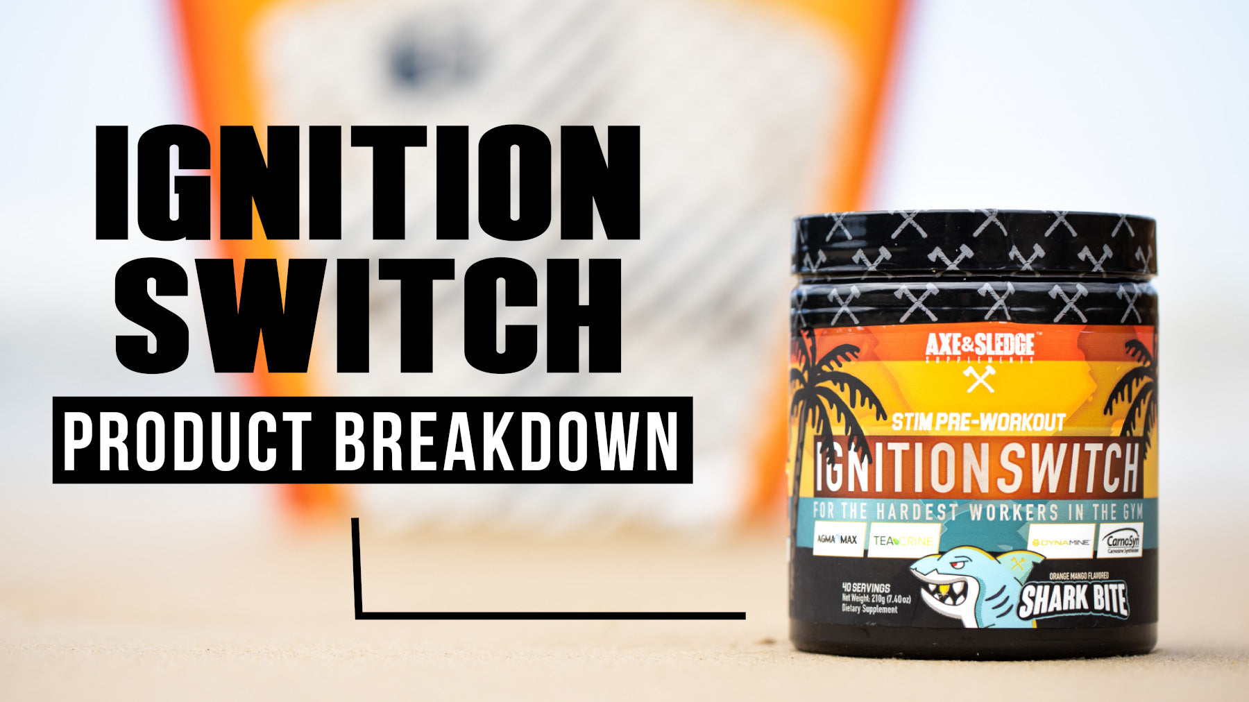 Transition Into Workout Mode With Ignition Switch!