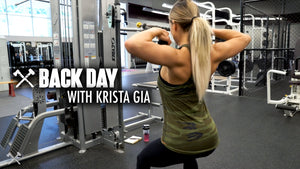 BACK DAY | WITH KRISTA GIA