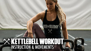 Kettlebell Workout with Krista Gia