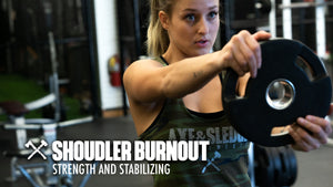 Shoulder Burnout | Krista Gia