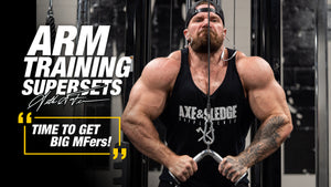 Arm Training Supersets