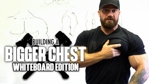 Building a Bigger Chest with Seth Feroce | PART 1