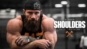 Bigger Shoulders | Delt Training