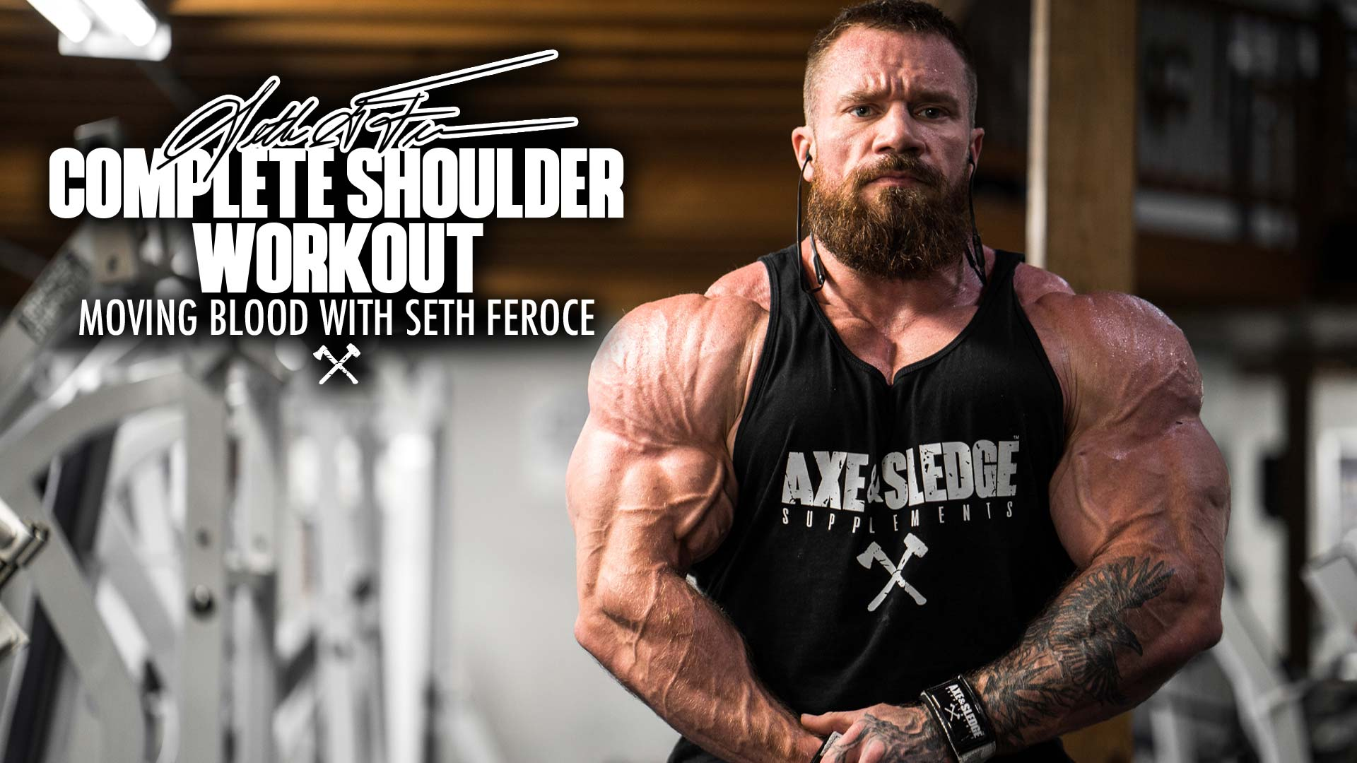 TRAINING TIPS - Axe & Sledge Supplements
