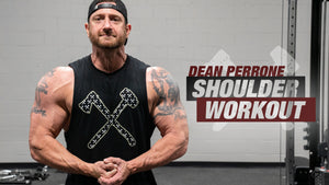 Dean Perrone - Shoulder Workout