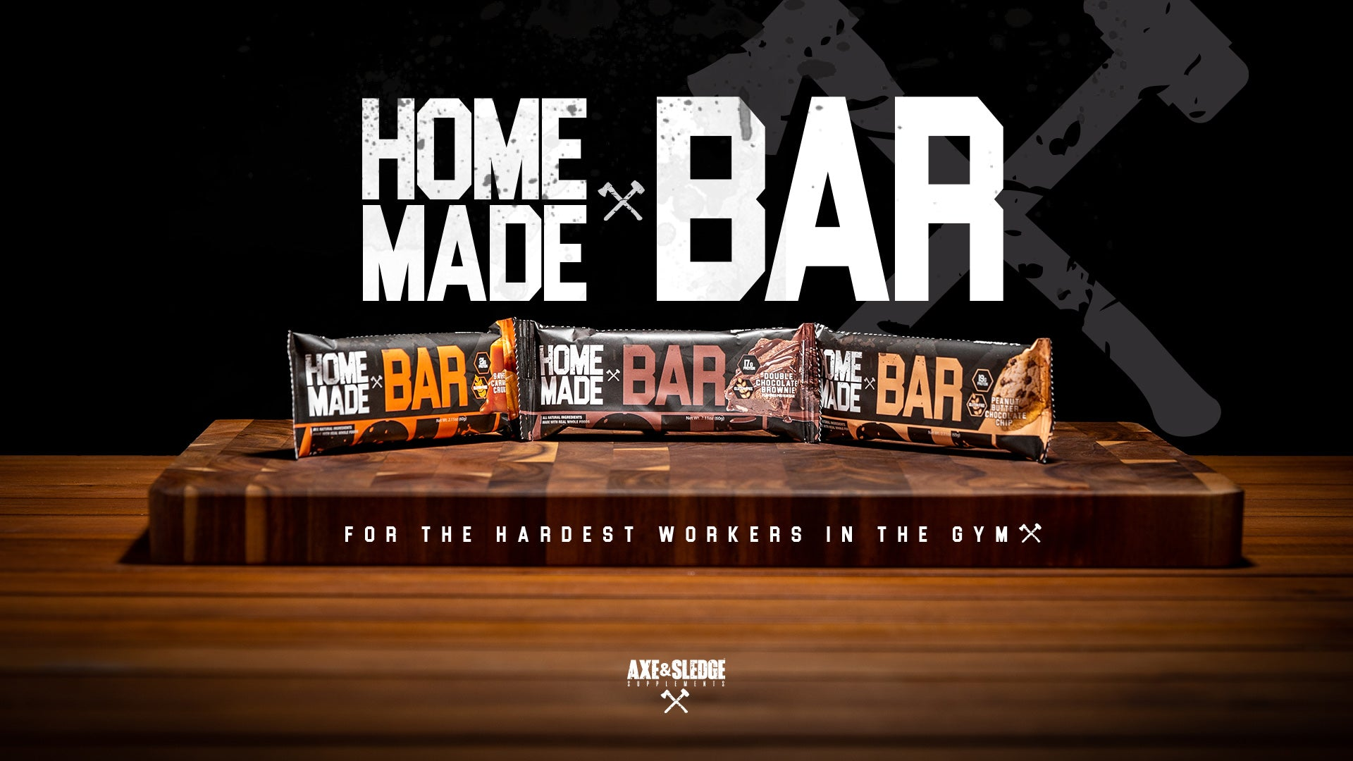 The Home Made Bar: Snack King Approved!