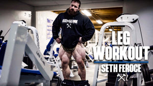 Off-Season Leg Workout