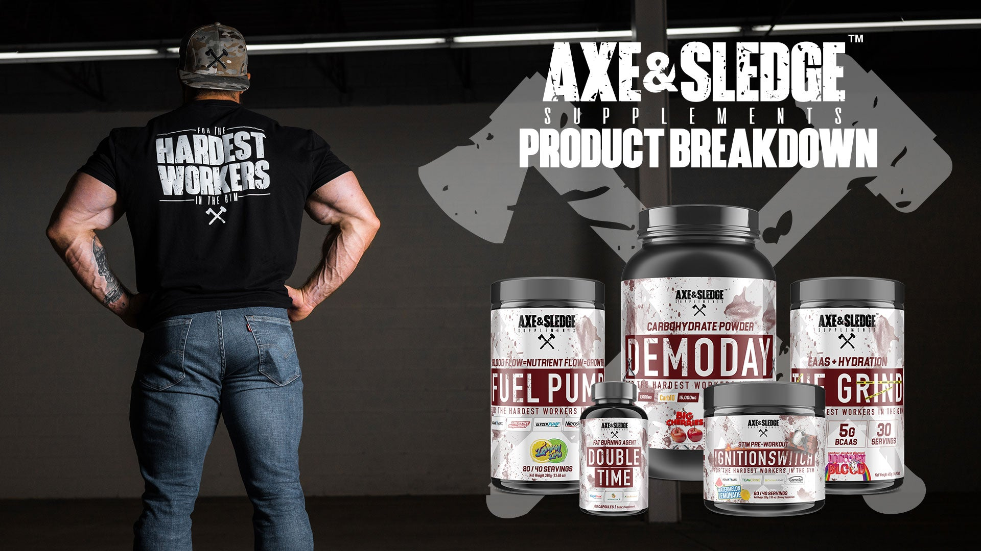 Product Breakdown | Axe & Sledge Supplements