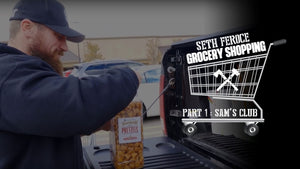 Seth Goes Grocery Shopping | PT. 1 Sam's Club