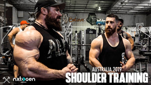 Shoulder Training Tutorials in Australia!