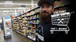 Seth Goes Grocery Shopping | PT. 2 Walmart