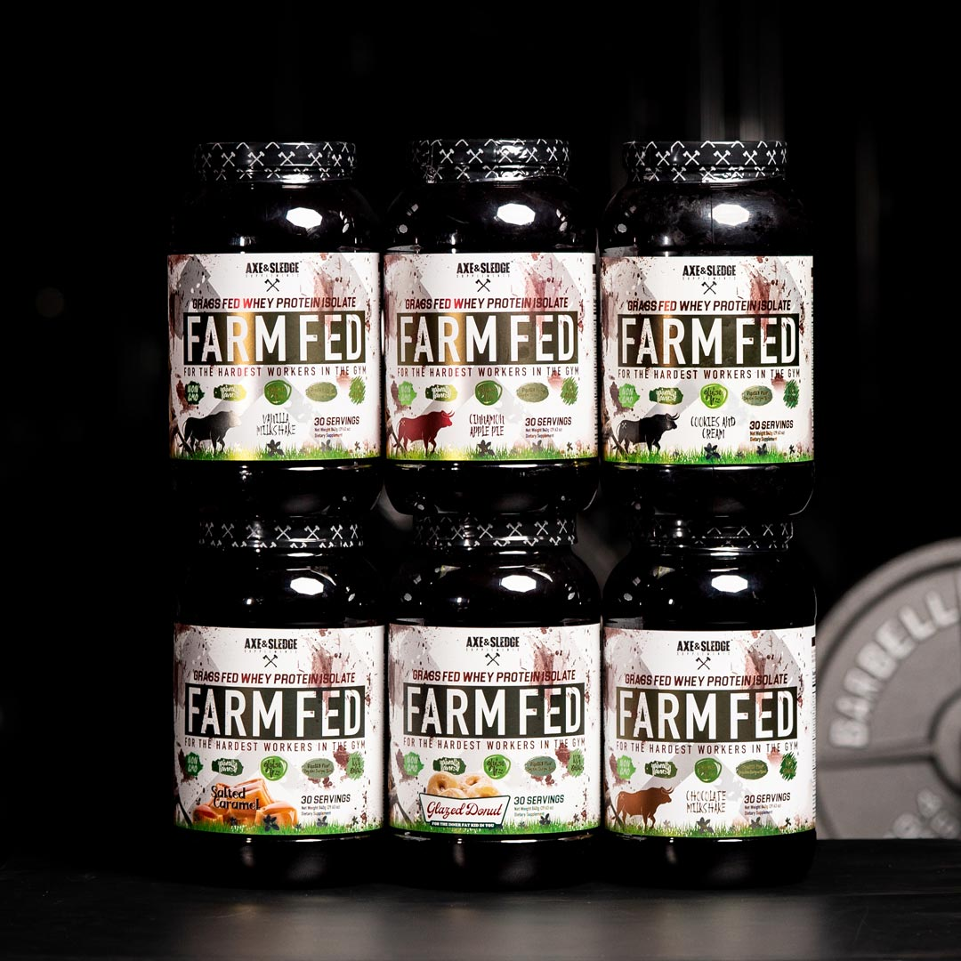 FARM FED PROTEIN STACK