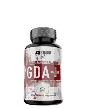GDA+ // GLUCOSE DISPOSAL AGENT