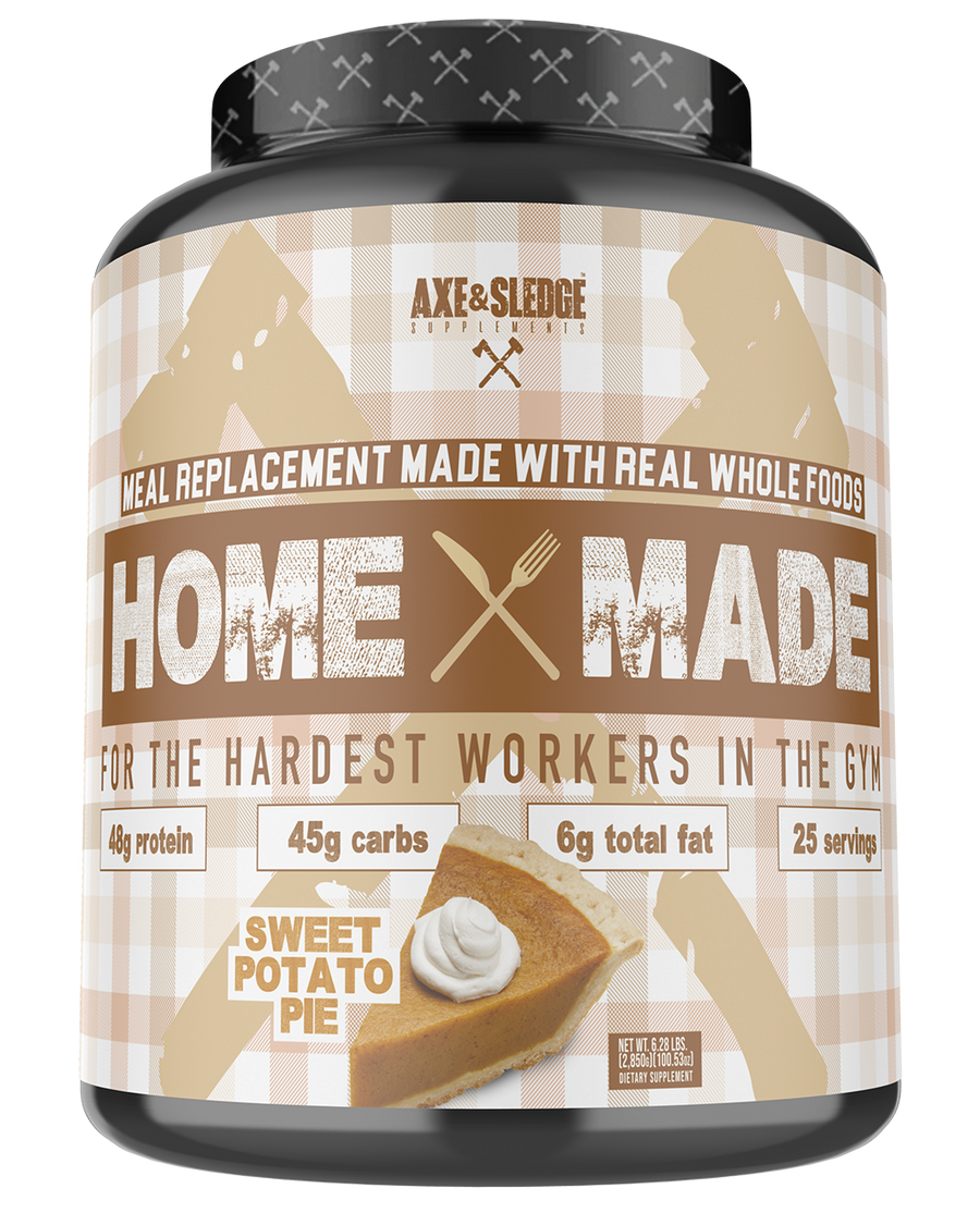 Home Made // Whole Foods Meal Replacement