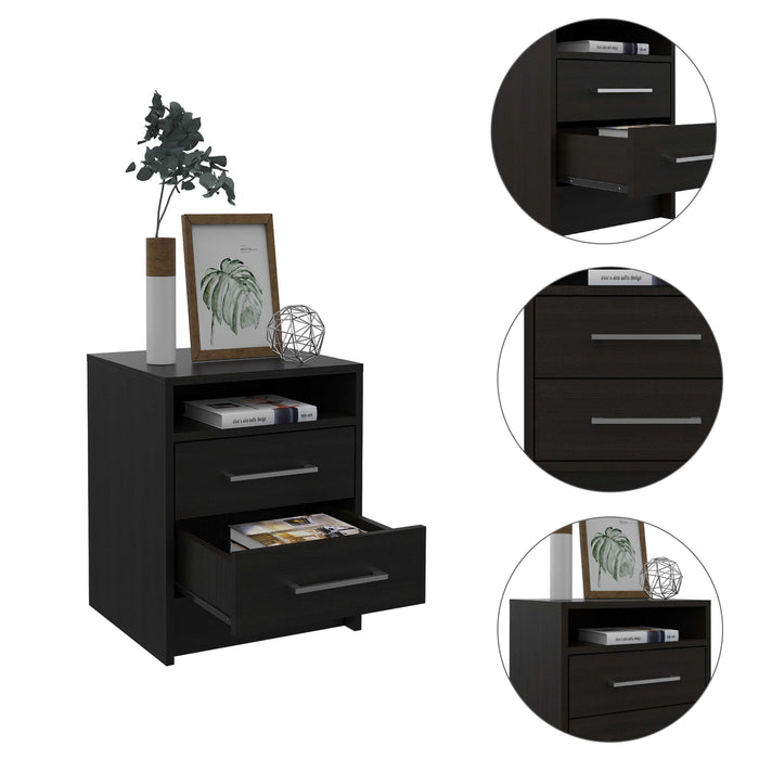 Particle Board Nightstand