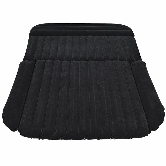 Inflatable SUV Air Backseat Mattress Travel Pad with Pump Outdoor