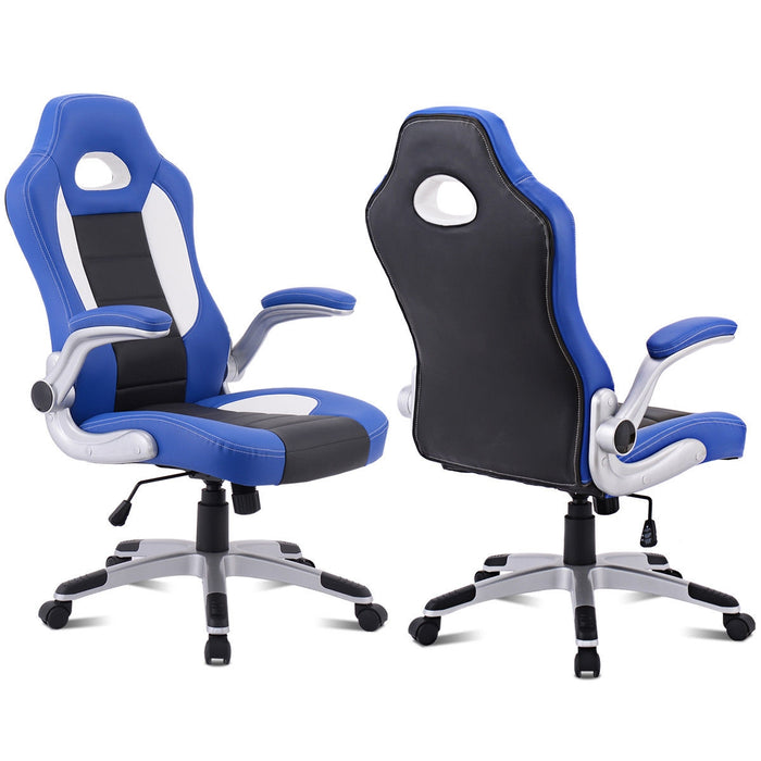 Executive Racing Style Bucket Seat Chair