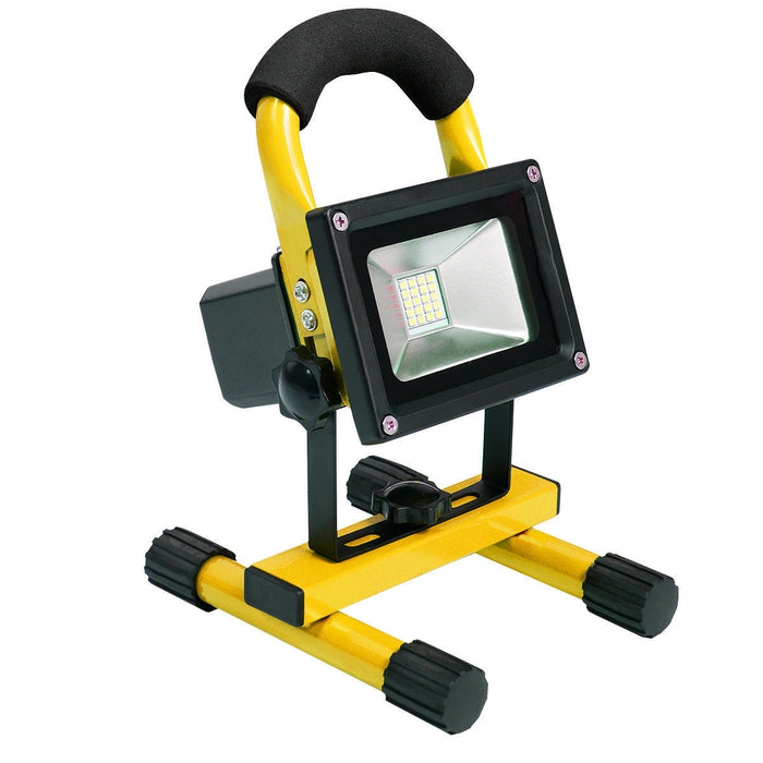 10 W LED Rechargeable Work Light for Camping