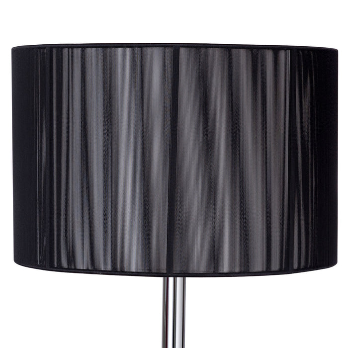 Modern Floor Lamp w- LED Bulb