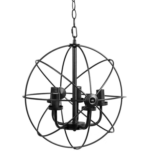 "15.7"" 5-Light Modern Chandelier for Dinning Room Bedroom"