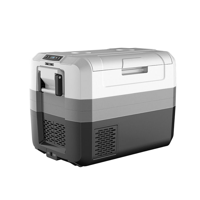 58 Quart Portable Electric Camping Car Cooler