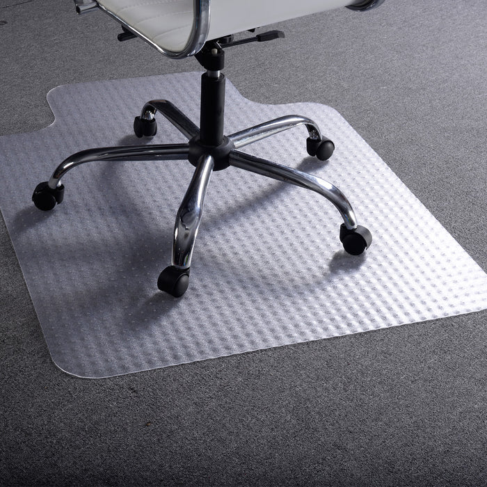 Standard Pile Carpet Chair Office Mat with Lip