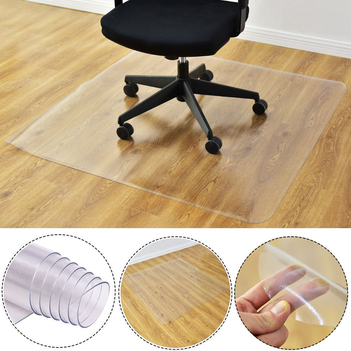 "47"" x 47"" PVC Chair Floor Mat"