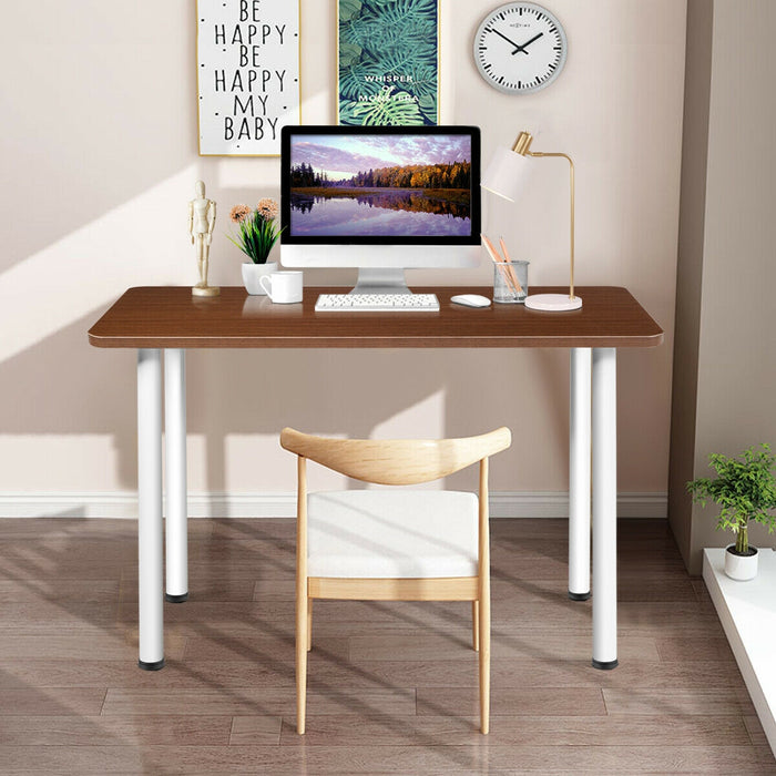 "47"" Multi-Use Laptop Table Modern Study Computer Desk"