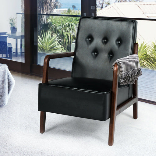 Midcentury Modern Accent Chair Lounge Chair