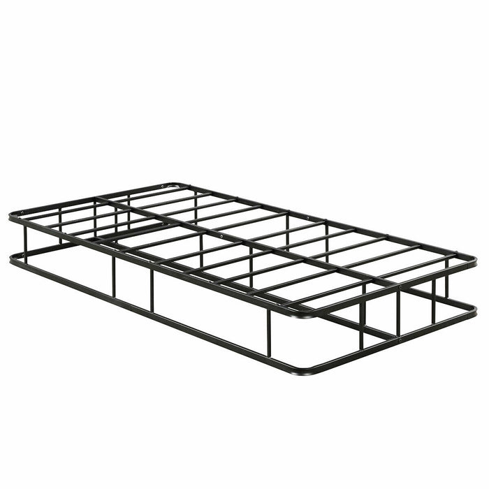 9 inch High Profile Smart Box Spring Mattress Foundation Twin Size