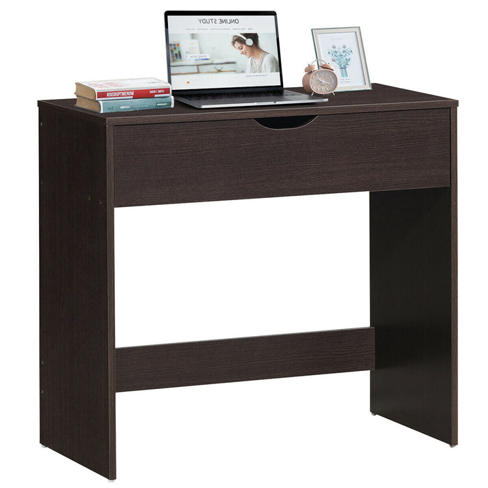 Writing Computer Desk with Drawers for Students