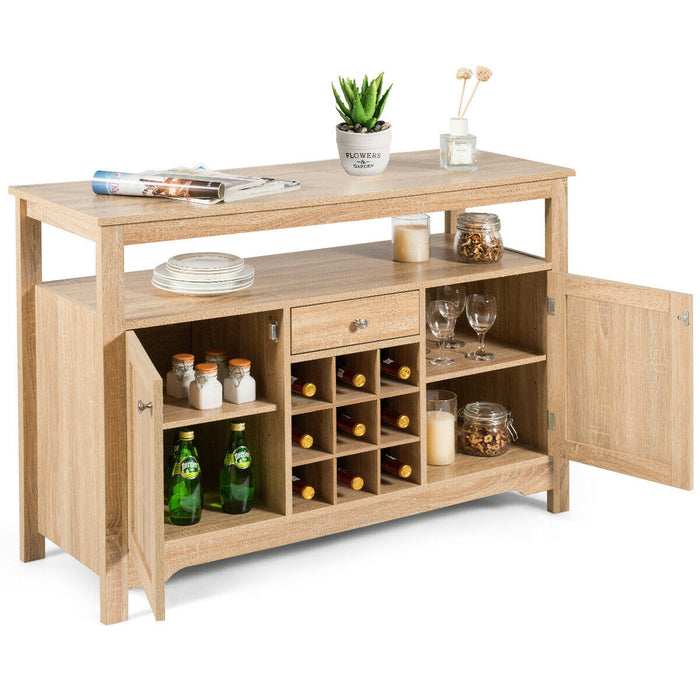 Buffet Server Sideboard Wine Cabinet Console