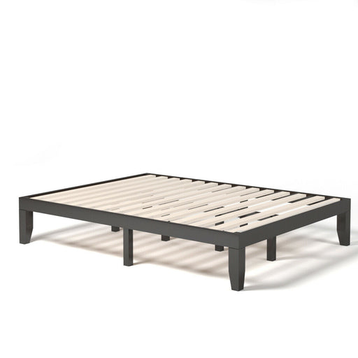 "Queen Size 14"" Wooden Bed Mattress Frame"