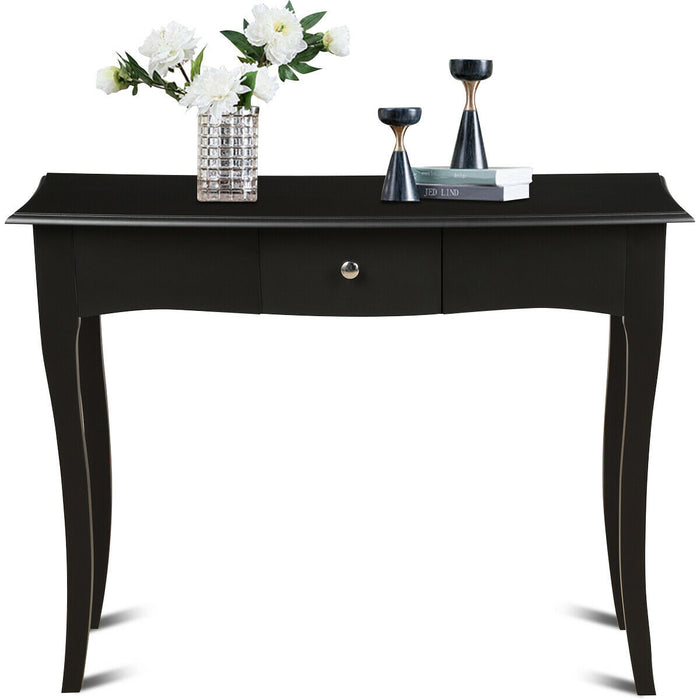 Modern Console Table Entryway Table Sofa Table with Drawer