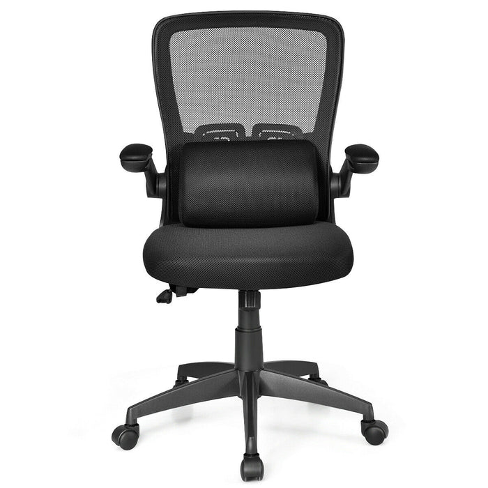 Ergonomic Desk Chair with Massage Lumbar Pillow