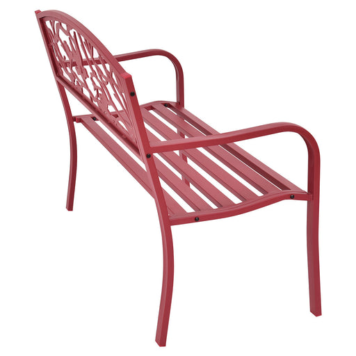 Patio Garden Bench Park Yard Outdoor Furniture