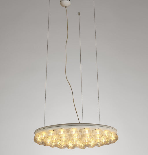 Mara Chandelier Single Round