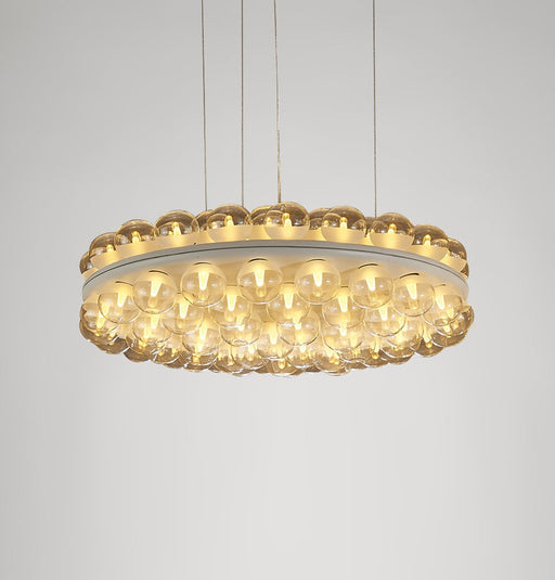 Mara Chandelier Double Round