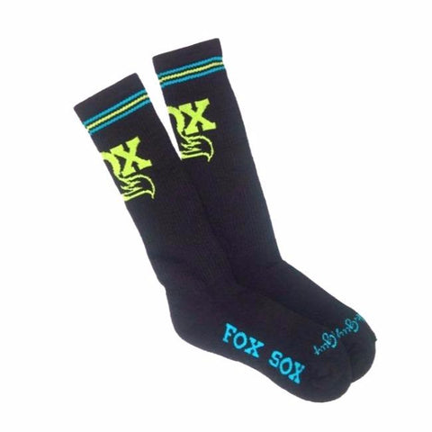 "FOX Racing Socks 10"" Throwback"