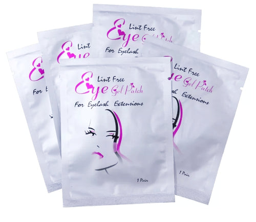 LINT FREE GEL EYE PADS
