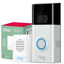 Ring Video Doorbell now available