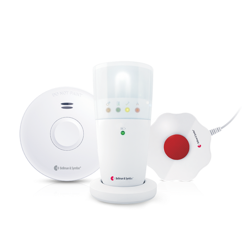 Bellman Smoke Alarm Pack
