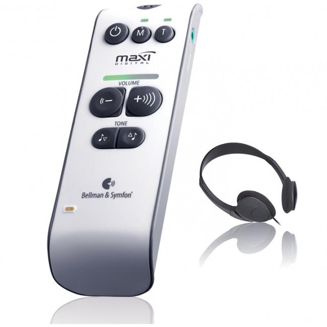 Bellman Audio Maxi Digital Listener
