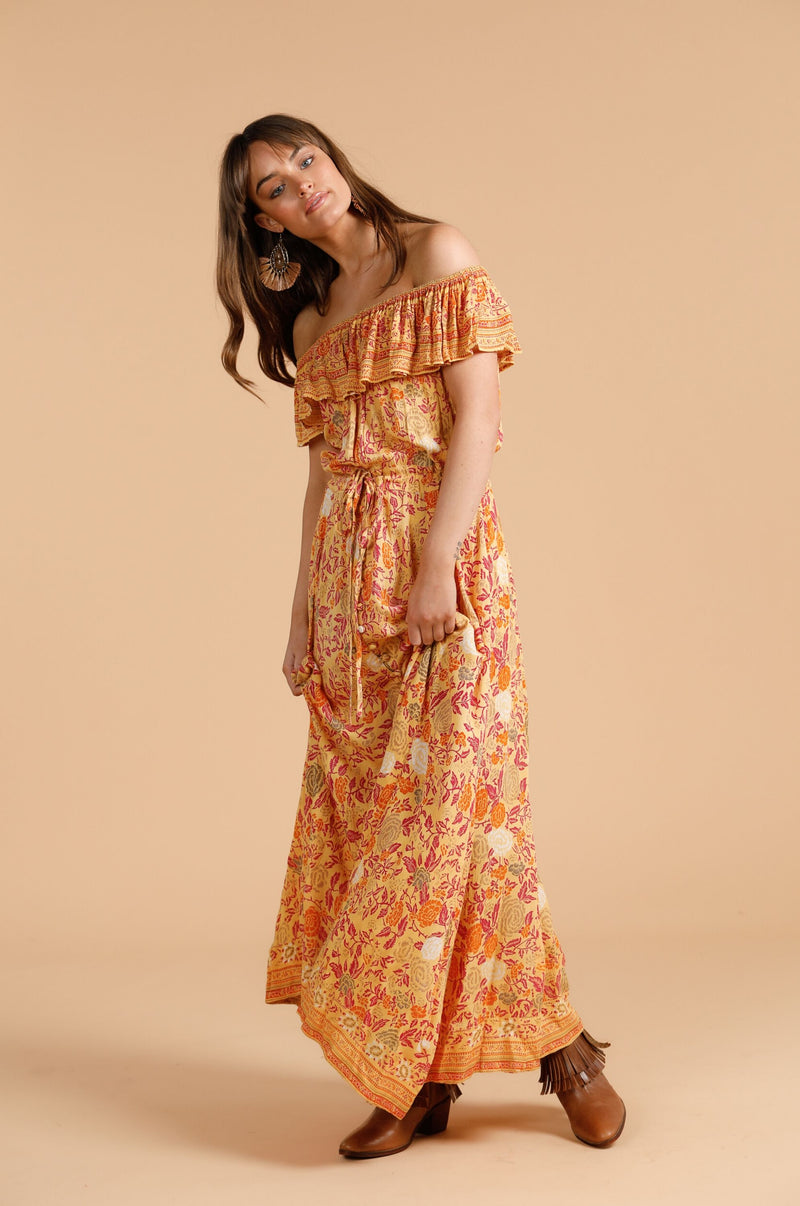 Goddess Maxi Dress Palm Springs
