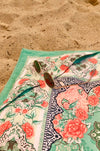 SomerSide Towel - Moroccan Mint