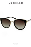 Chloe (Black) Locello Sunglasses