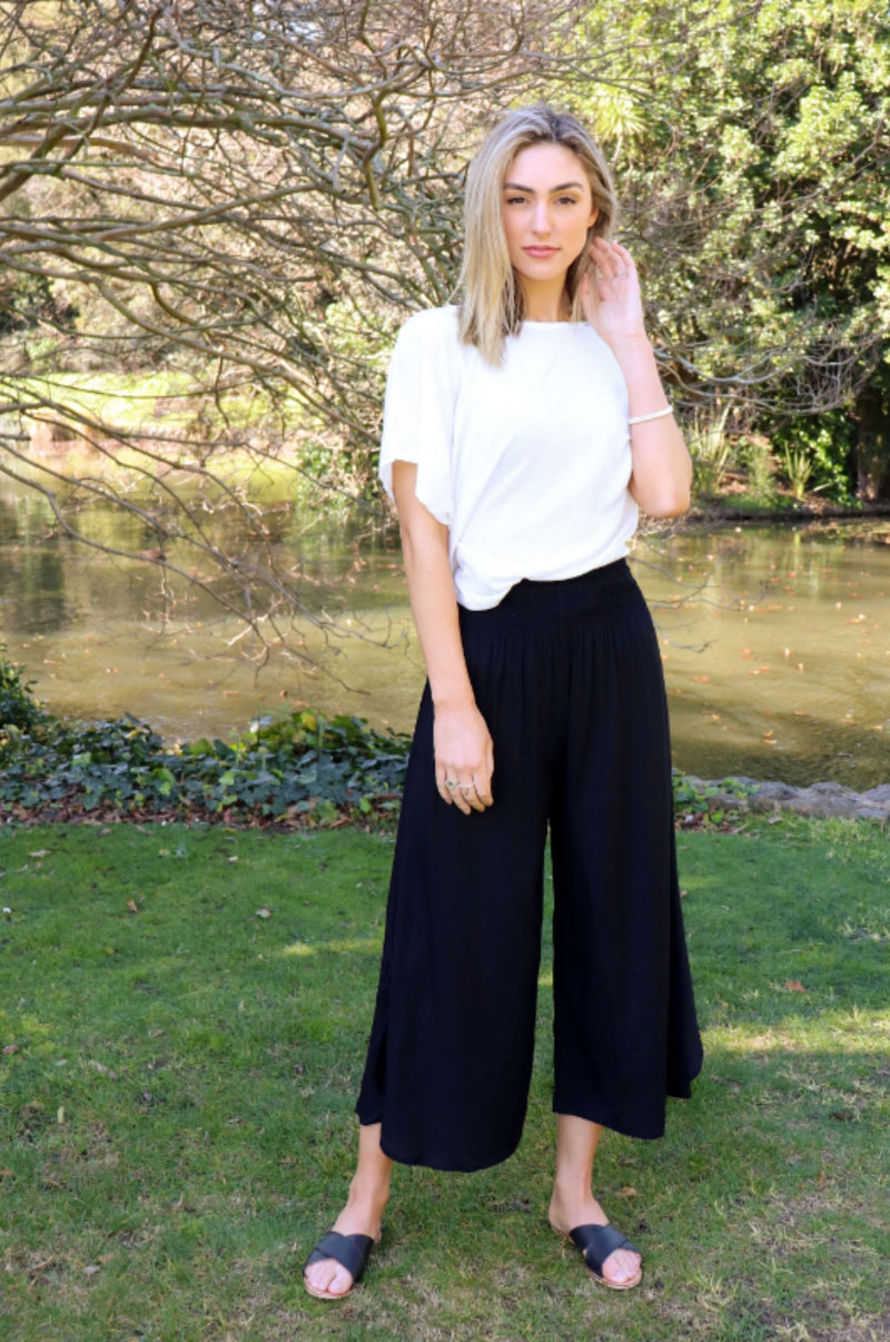 Padma Pants Black