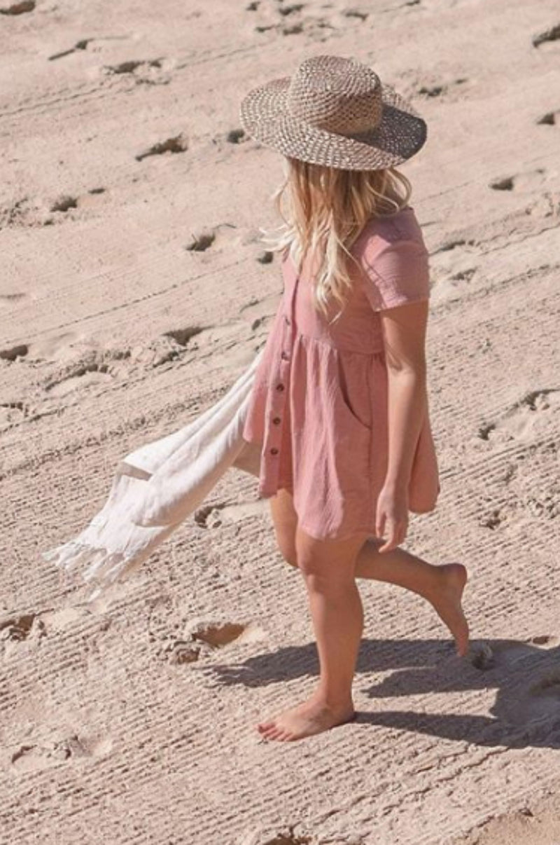 Isla Dress Blush
