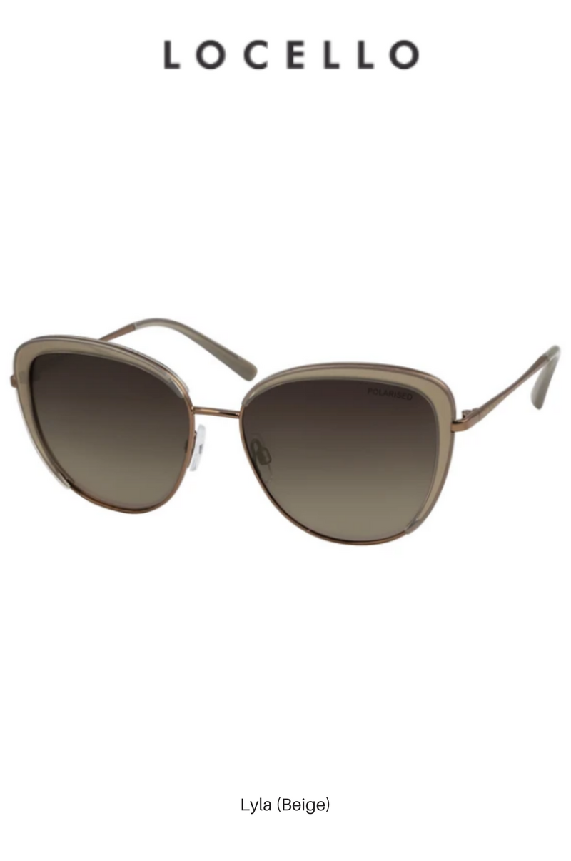 Lyla - Locello Sunglasses